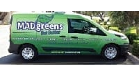 Mad Greens full car wrap