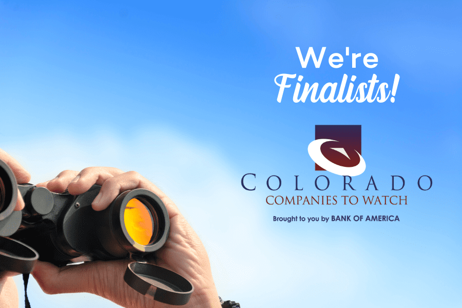 We're a Colorado Companies to Watch