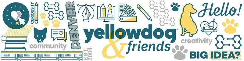 YellowDog Etsy