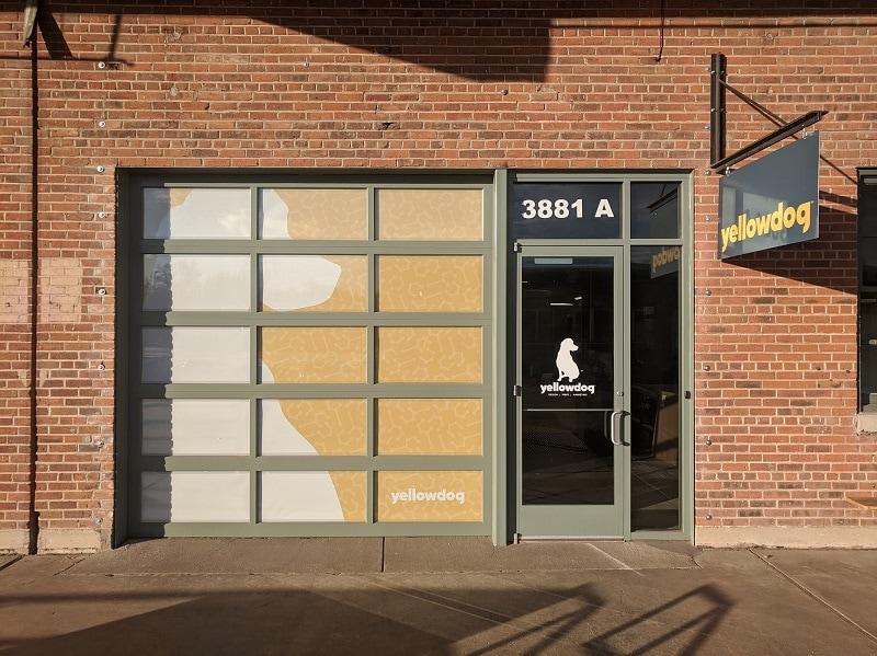 yellowdog storefront