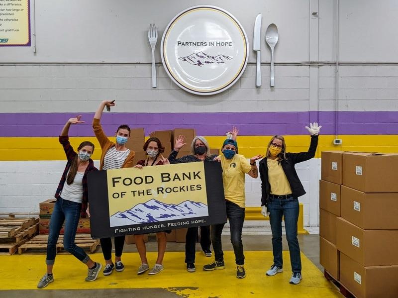 food back of the rockies volunteers