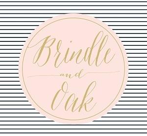 brindle and oak