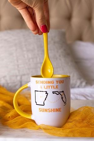 ship sunshine mug