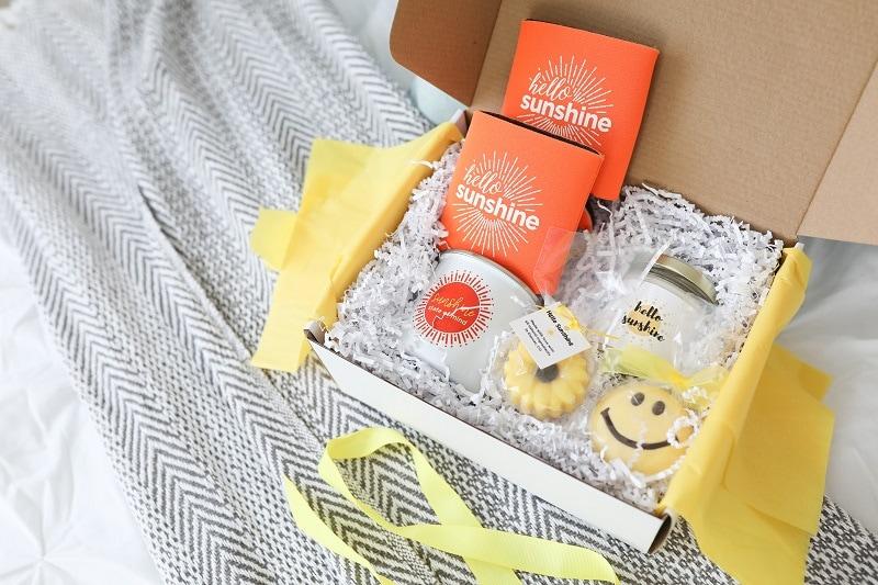 Ship Sunshine gift box