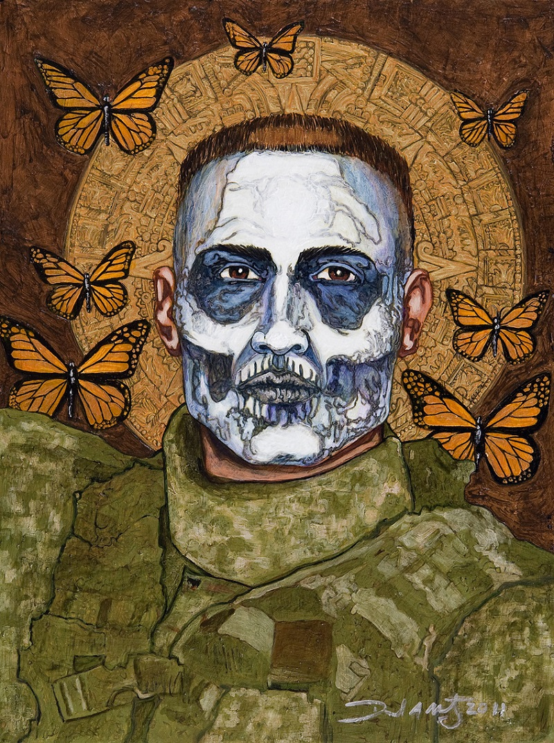 David Martinez Soldado Alpha
