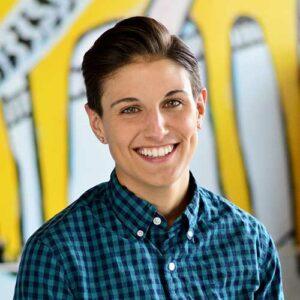 Lauren Pinto of YellowDog Denver