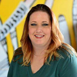 Sarah McCann of YellowDog Denver